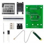 M590E SIM900 GSM модуль обмена СМС сообщениями