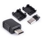 Разъем Micro Usb и корпус