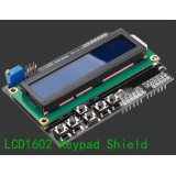 Дисплей LCD1602 с клавиатурой