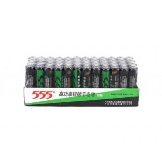 Батарейка 555 на 1,5 вольта AAA
