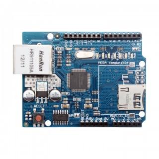 Ethernet модуль W5100