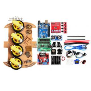 Стартовый набор Arduino Robot Car №5