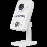 IP-камера TRASSIR TR-D7111IR1W (2.8 мм) с Wi-Fi, ИК-подсветкой 10 м