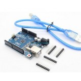 Arduino UNO R3 + USB-кабель