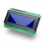 Дисплей LCD2004A 20*4